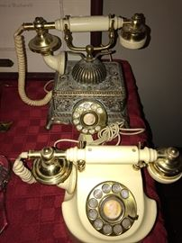 ANTIQUE TELEPHONES