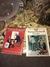 NORMAN ROCKWELL BOOKS