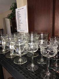SHRIMP GLASSES
