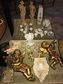 COLLECTION OF ANGELS