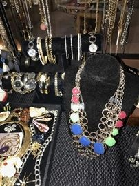 TONS OF COSTUME JEWELRY