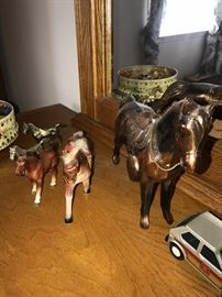 COLLECTIBLE HORSES