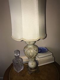 VINTAGE LAMPS-2 AVAILABLE