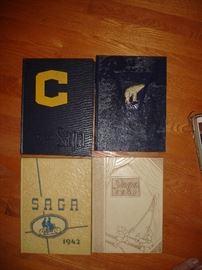 Creston Yearbooks