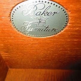 Baker Writing Desk