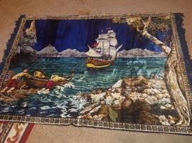 Italian imported rug