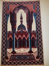 Imported Italian rug