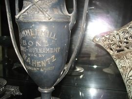 1917  tennis cup