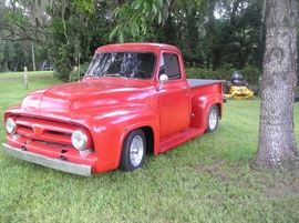 1954 Ford w/ 351 Cleveland engine