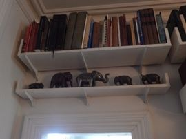 Collection of Elephants.  NOTE...all books have been SOLD!!