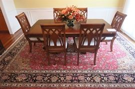 Several Luxury Signed Persian Rugs of all sizes await you...