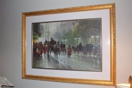 Oil Paintings and Prints