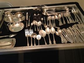 """Towle """"French Provincial"""" sterling set"""