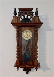 Antique Junghan Clock