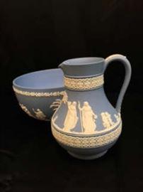 Wedgewood ceramics