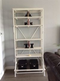 French Shelving Unit 42 x 13 x 93
