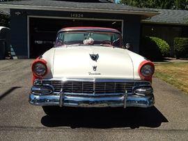 1956 Ford Victoria Coupe