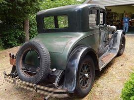 1928 Dodge Brothers Senior Opera Coupe