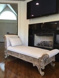 Custom Made Chaise Lounge