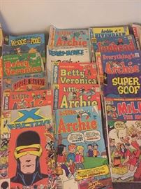Fantastic 1970s comic collection
