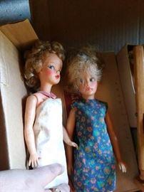 Vintage Barbies..