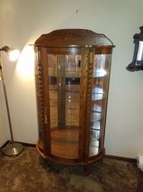 Wonderful curio cabinet