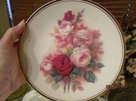 Royal Vale Decorative plate