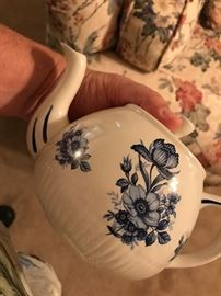Old Signed Teapots