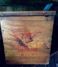 Original milk box