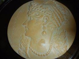Signed Ceramic
