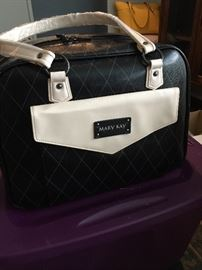 Large Mary Kay travel bag - never used.