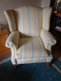 Pennsylvania House Wing Chair one of pair