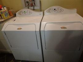 Maytag Neptune Washer & Dryer