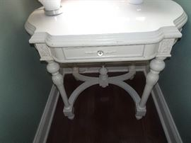 Shabby Chic Painted Dressing Table