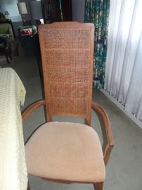 Mid Century Dining Room Table & Chairs