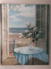 A flowy, springy piece of art that loves moonlight walks on the beach and poetry and black-capped chickadees.