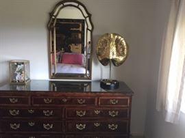 8 drawer Aston Court dresser by Henredon