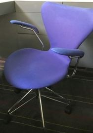 Arne Jacobsen Desk Chair for Fritz Hansen
