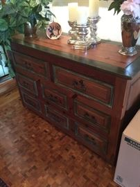 charming Dupuis style chest