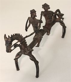 Primitive Metal Sculpture