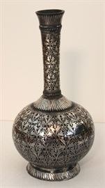 Beadery Vase