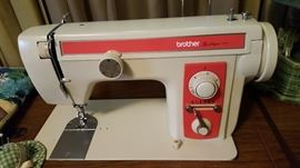 Brother Boutique 751 Sewing machine