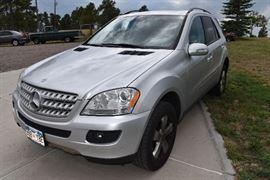 2006 ML 500