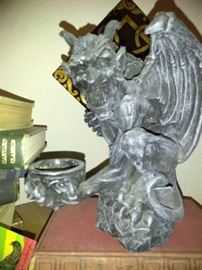 Gargoyle - Armor, Swords, Weapons, Midevil