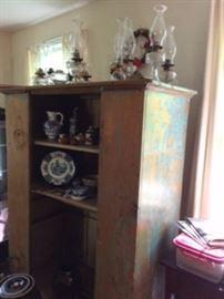 cupboard--beautiful patina