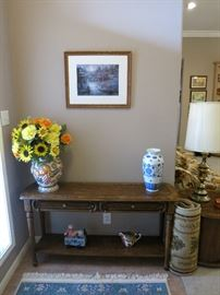 Sofa Table, House Decor