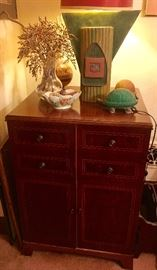 Cool Cabinet and small items