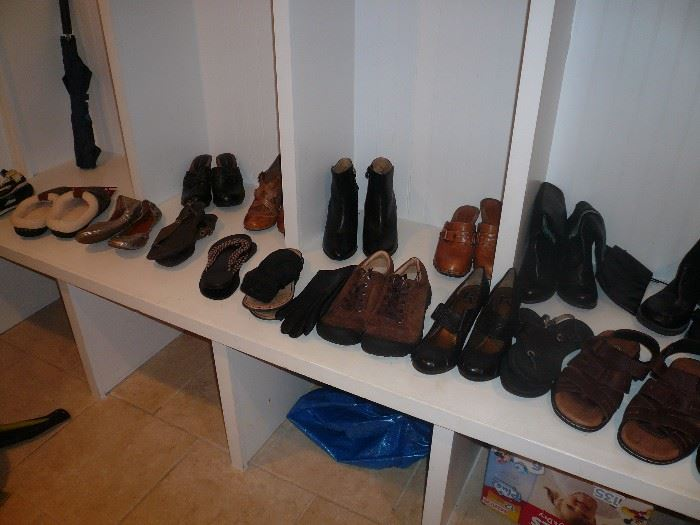 Women's shoe's and boot's