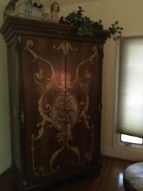 Gorgeous huge armoire