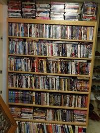 WE have 517 DVD's !!!